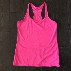 Gap hot pink tank top